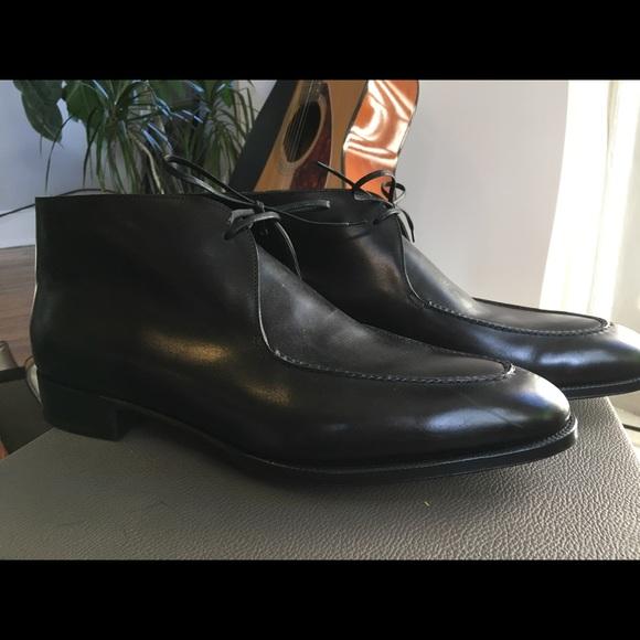 John Lobb Shoes   Limited Edition Fowey Boot   Poshmark 6293c0fbe29